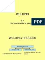 Welding Classification