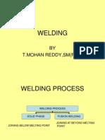 Welding Classification