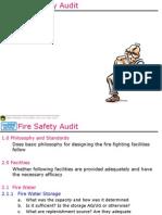5. Fire Safety Audit