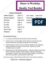Quality Tools Booklet 108