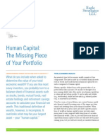 Human Capital the Missing Piece of Your Portfolio