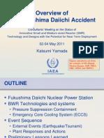 Overview Ofthe Fukushima Daiichi Accident