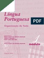 Apostila - Concurso Vestibular - Língua Portuguesa - Módulo 01