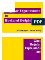 Using Regular Expressions in Borland Delphi - RM_20040302