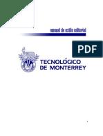 Manual de Estilo Tecnologico de Monterrey 04