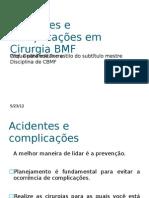Acidentes..CBMF