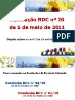 ApresentacaoRDC20