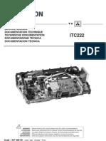 63876269 RCA ITC 222 Service Manual