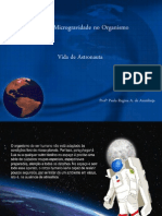 aula_Ação da Microgravidade no Organismo