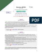 Decret 40 1953 Privitor La Procedura Succesorala Notariala