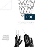 Sydney Opera House Glass Walls - Harry Sowden