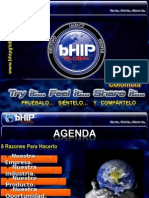 Franquicias Virtuales bHIP Global.