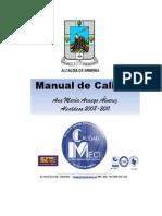 Manual Calidad Alcaldia