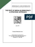 Media in Democracy