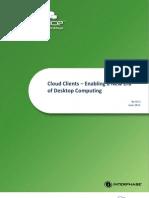 Cloud Client Whitepaper