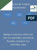 Fedefut Guate