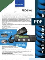 Motorola Service Manual Pro5100