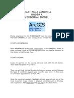 Task6-Landfill Vectorial Analisys