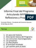 Informe Final Del Programa Articulando MYPERU-F Villaran-23Mayo2012-b (1)
