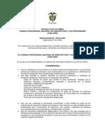 resolucion 88 de 2008