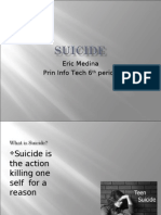 Suicide Power Point