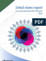 Global Status Report NCD 2010