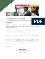Manual de Servicios de Importaciones y Exportaciones