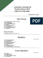 ViradaCultural2012-programacaoResumida-atualizadaEm3deMaio