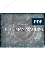 The Making of (the Human Machine) Presentation