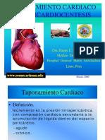 Taponamiento cardiaco 2