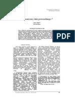 Automatyzmy Dnia Powszedniego - Bargh
