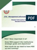 MIS Implementation 2011