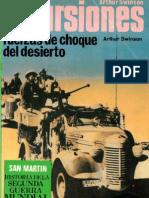Editorial San Martin - Campanas #03 - Incursiones Fuerzas de Choque Del Desierto