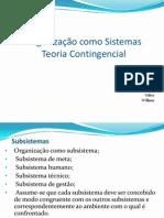 Trabalho - Teoria Contingencial (2)