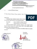 Surat Permohonan Delegasi