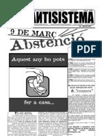 Antisistema N°11