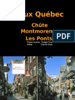 Vieux Quebec Canada