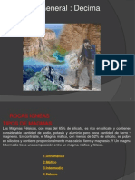Decima Clase Geologia General