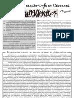 Bulletin de Contre-Info en Cevennes N°2