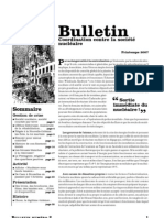 Bulletin de La Coordination contre La Societe Nucleaire N°2