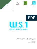 Introducción a Grasshopper 3d