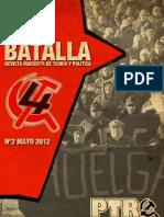 La Batalla PTR