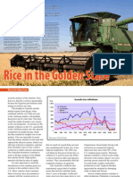 RT Vol. 8, No. 4 Rice in the golden state