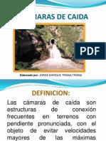 CAMARAS DE CAIDA