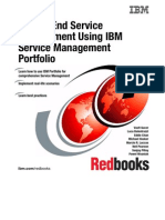 End-To-End Service Management Using IBM Service Management Portfolio Sg247677
