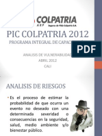 Metodologia Analisis de Vulnerabilidad Presentacion