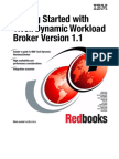 Getting Started With Tivoli Dynamic Workload Broker Version 1.1 Sg247442