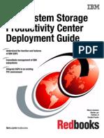 IBM System Storage Productivity Center Deployment Guide Sg247560