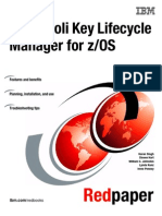 IBM Tivoli Key Lifecycle Manager for Z-OS Redp4472