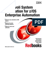IBM Tivoli System Automation for Z-OS Enterprise Automation Sg247308